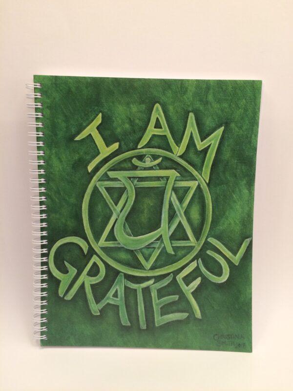 I Am Grateful ~ journal
