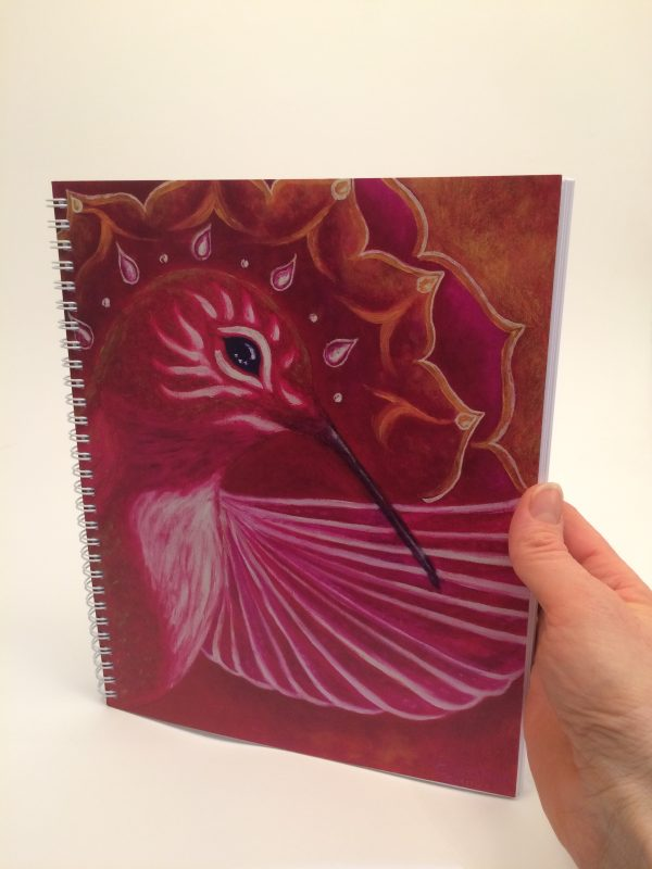 South*Hummingbird*Trusting ~ journal