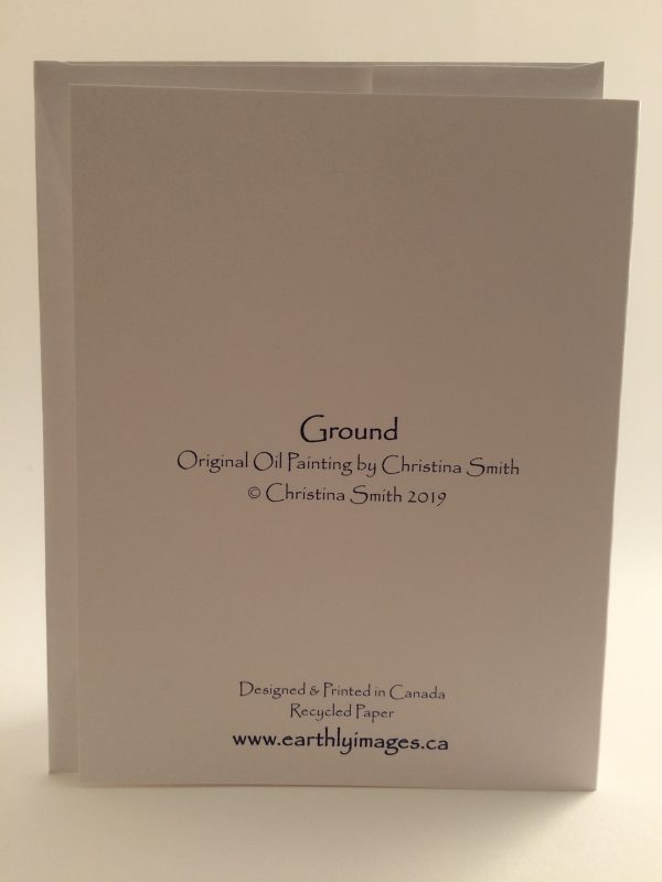 Ground ~ card (back)