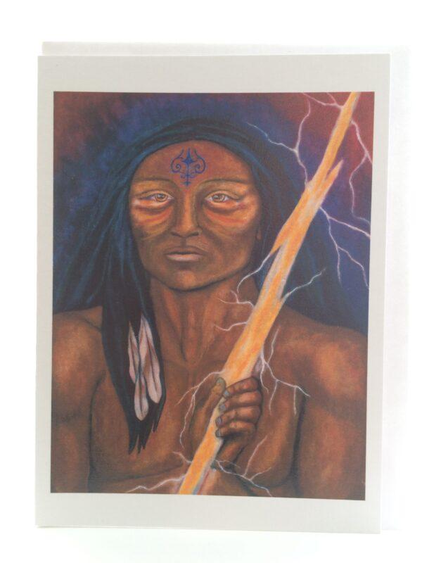 Lightning Bearer card