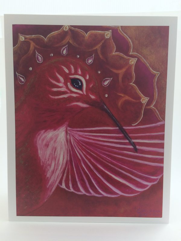 South*Hummingbird*Trusting ~ print