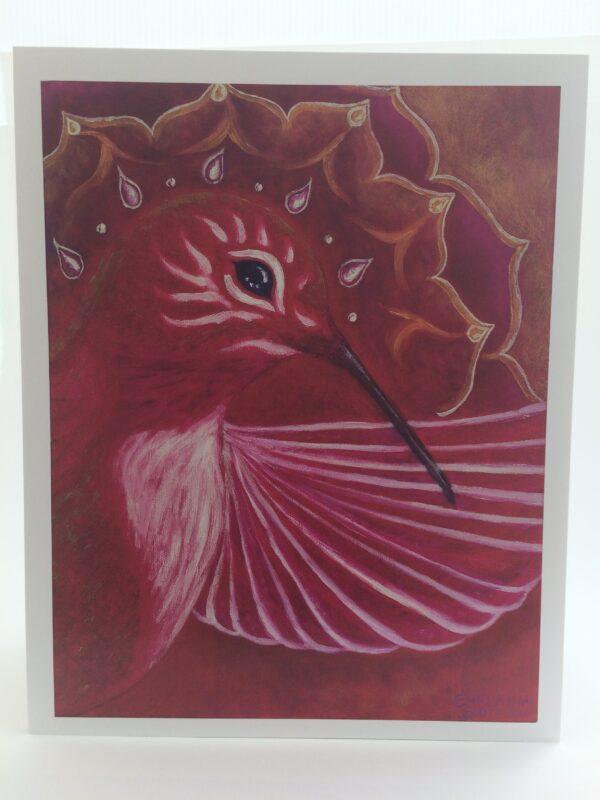 South*Hummingbird*Trusting ~ print