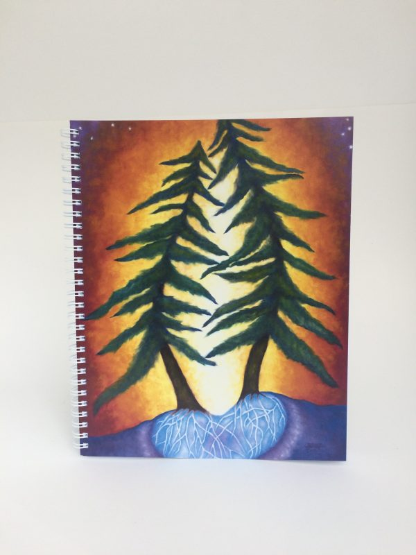 Love Trees ~ journal cover
