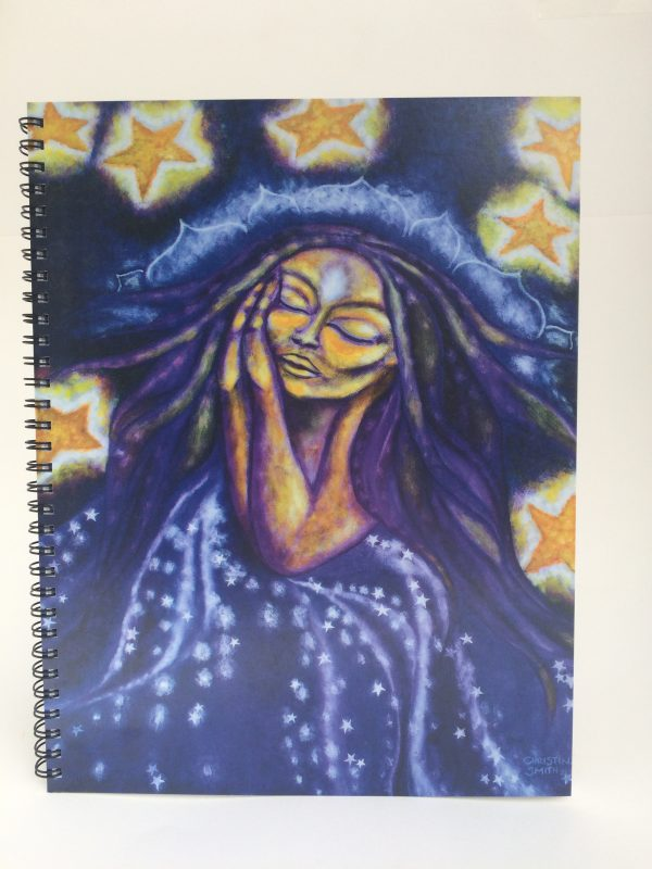 Dreamer ~ journal cover