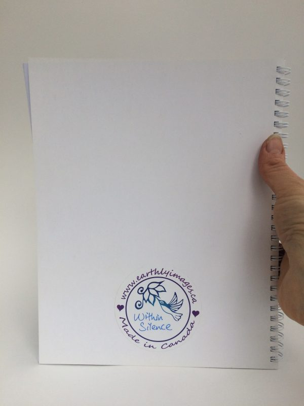 Within Silence ~ journal(back)