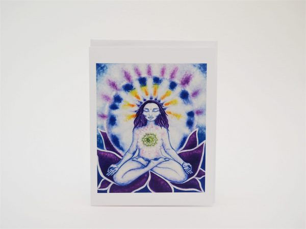 Within Silence - Card (front)