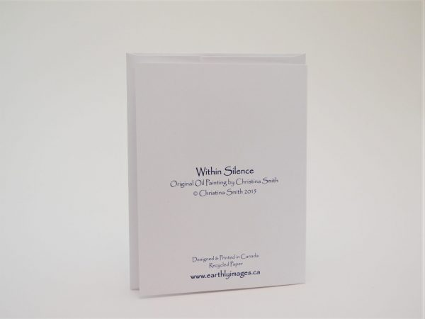 Within Silence - Card (back)