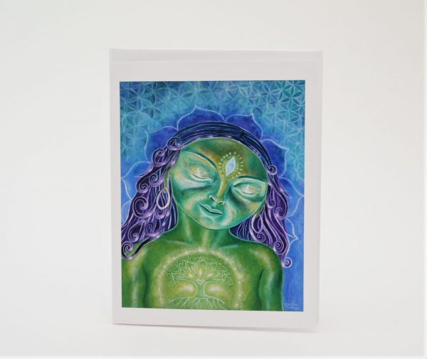 Awakening Inner Vision - Card (front)