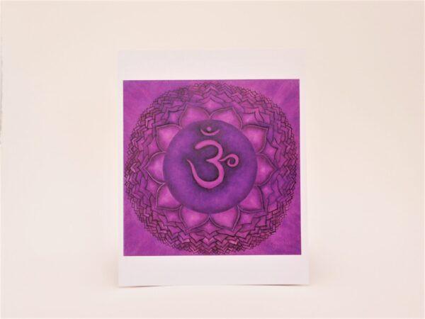 Sahasrara 2 (Infinite) - Art Print