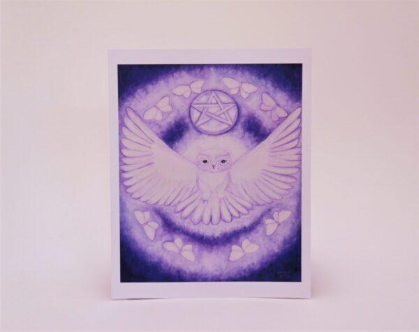 Aura ~ Project Radiance - Art Print