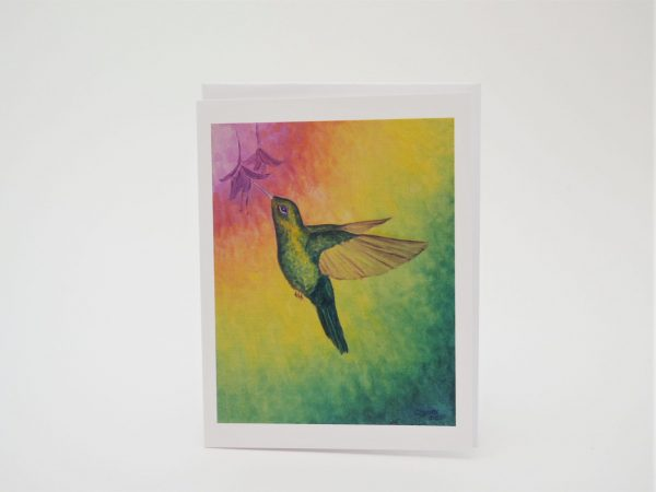 Dimensions of Bliss - Card (Front)